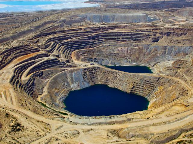 Mineralised zones found in Botswana